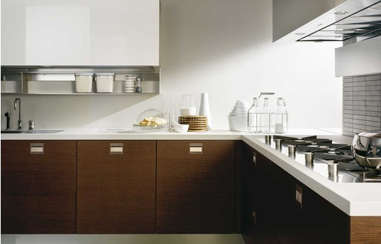 Угловая кухня Розмарин