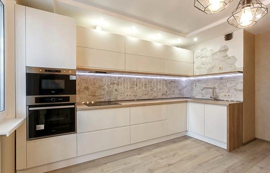 Угловая кухня Сириус