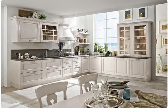 Угловая кухня Вирго