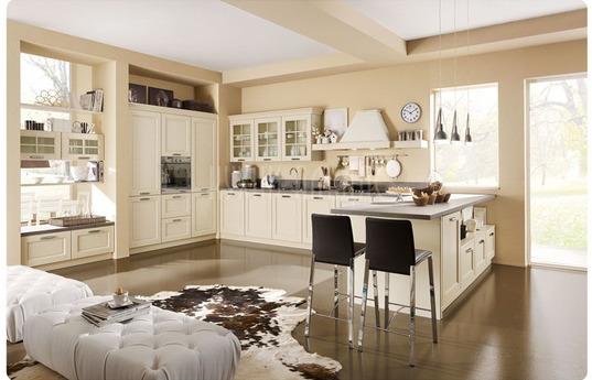 Угловая кухня Альфа