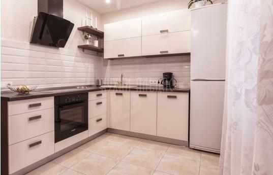 Угловая кухня Трио