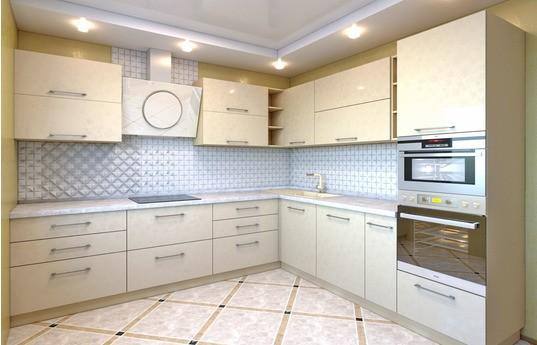 Угловая кухня Мирэл