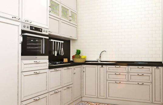 Угловая кухня Диес