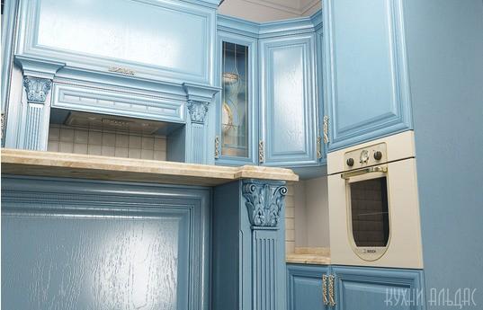 Угловая кухня Сумман