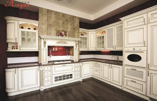 Угловая кухня Латона