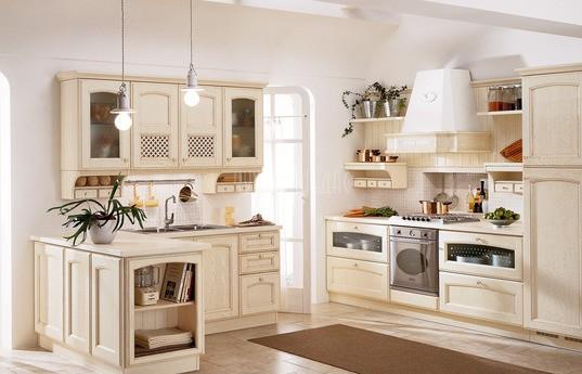 Угловая кухня Нинель