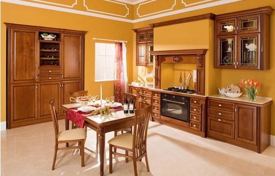 Кухня Ирмик