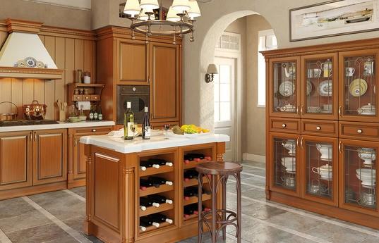 Кухня Дильбер