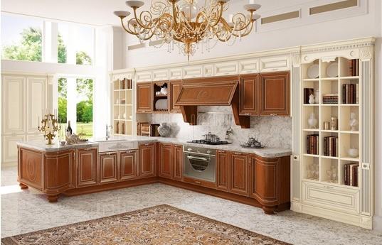 Угловая кухня Пантеон