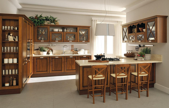 Угловая кухня  Арония