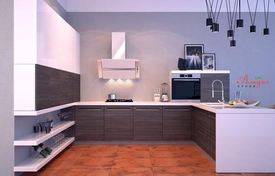 Угловая кухня Мадди
