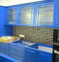 Кухня классика в синем цвете| Отзыв 37/56