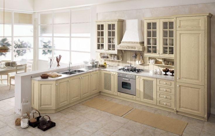 Угловая кухня Феникс