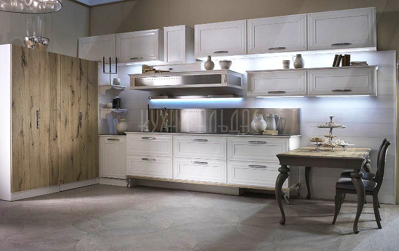 Угловая кухня Легион