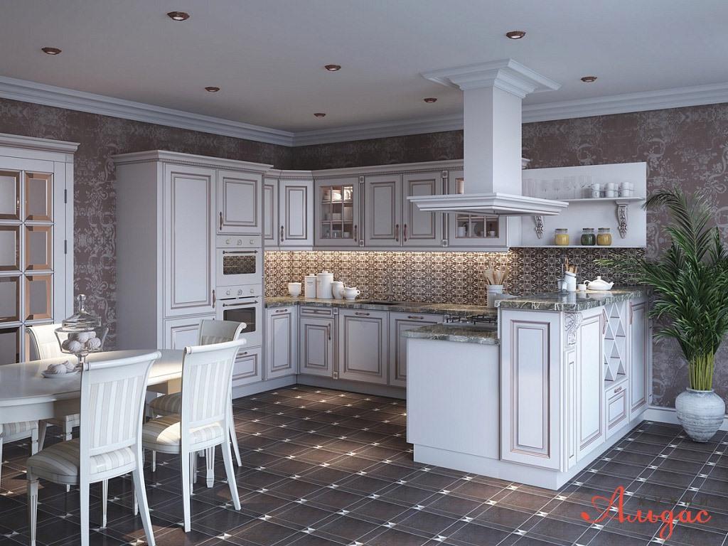 Угловая кухня Патрисия