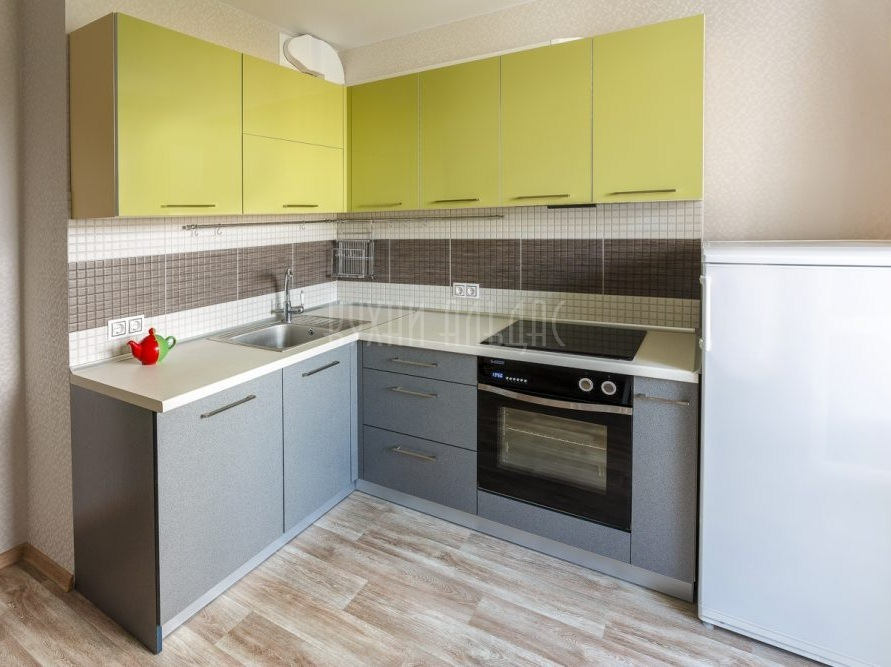 Угловая кухня Бионда