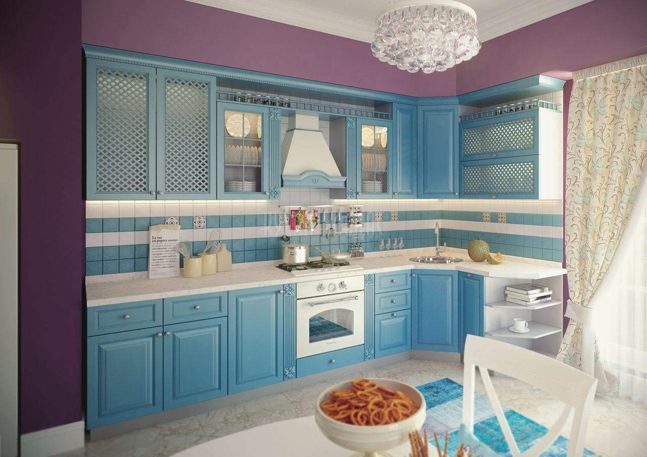 Угловая кухня Милагрос