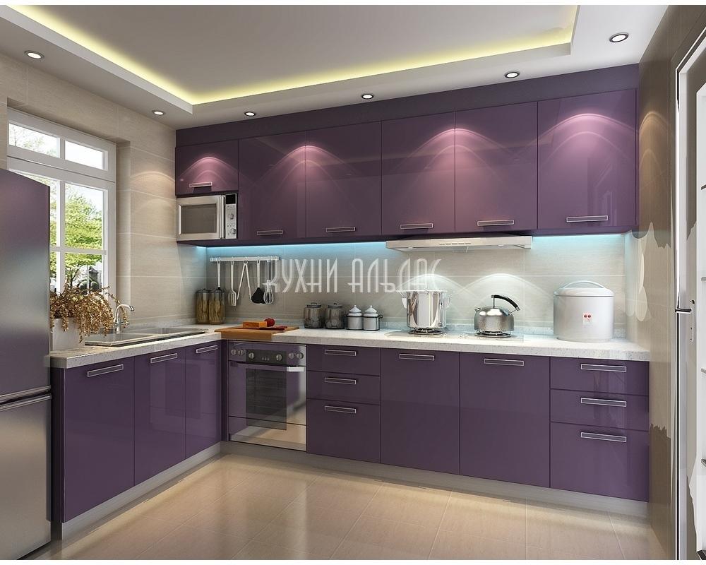 Угловая кухня Лилит