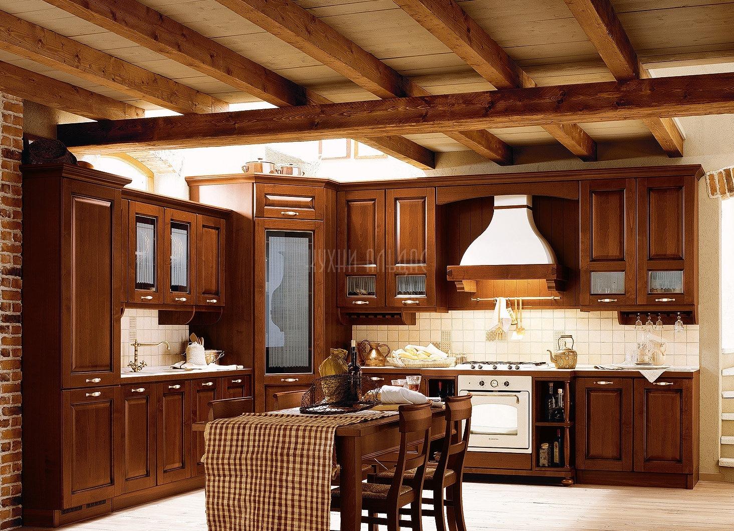 Угловая кухня Былина