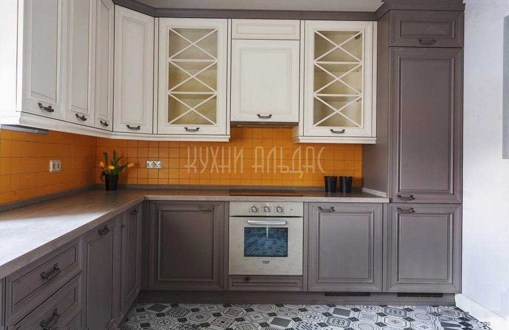 Угловая кухня Мелинда
