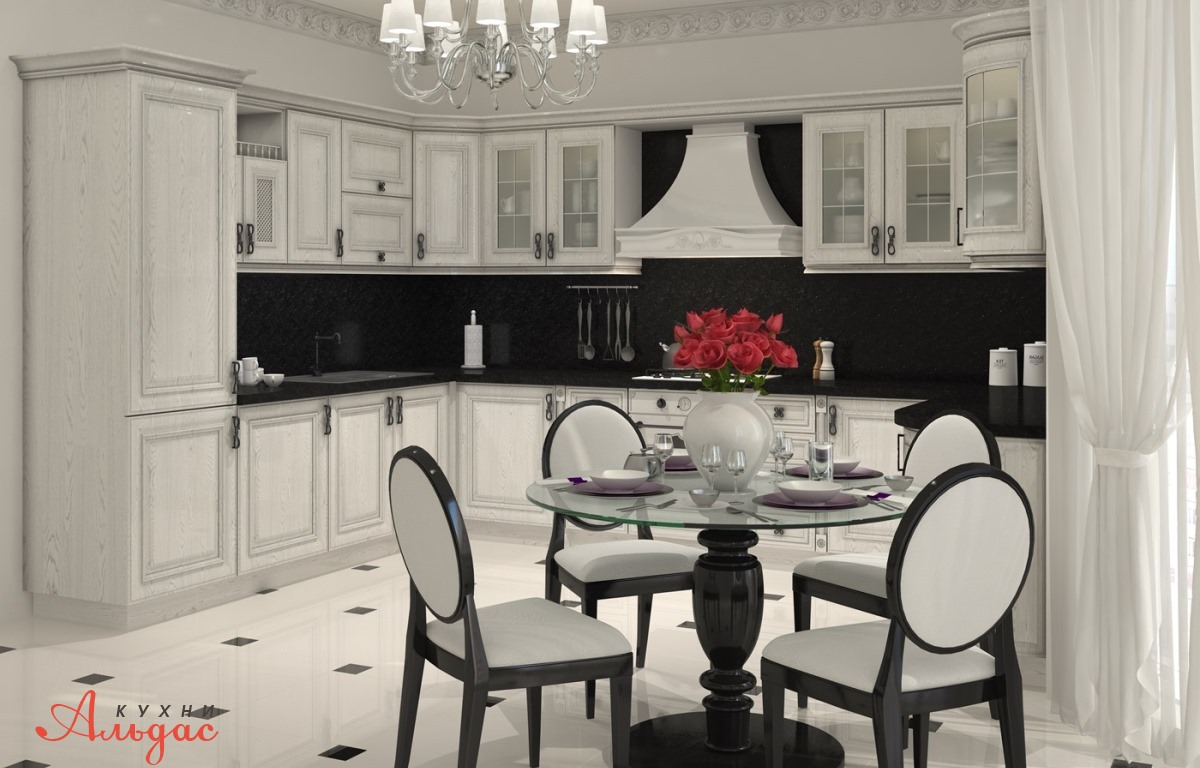 Кухня Бенедикт