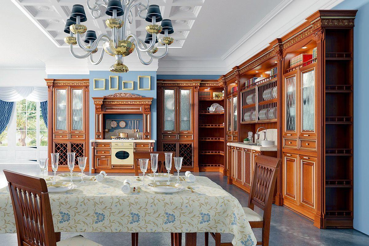 Угловая кухня Пасталар