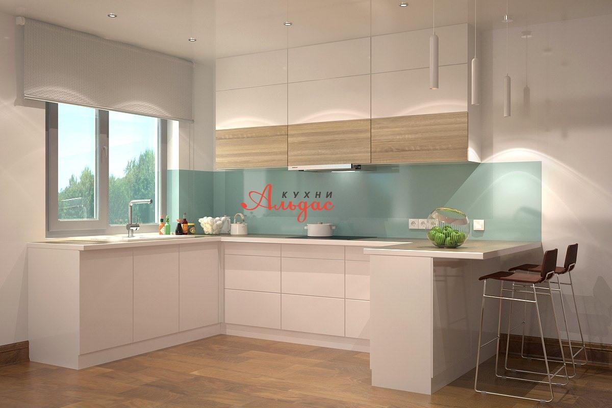 Угловая кухня Мальвина