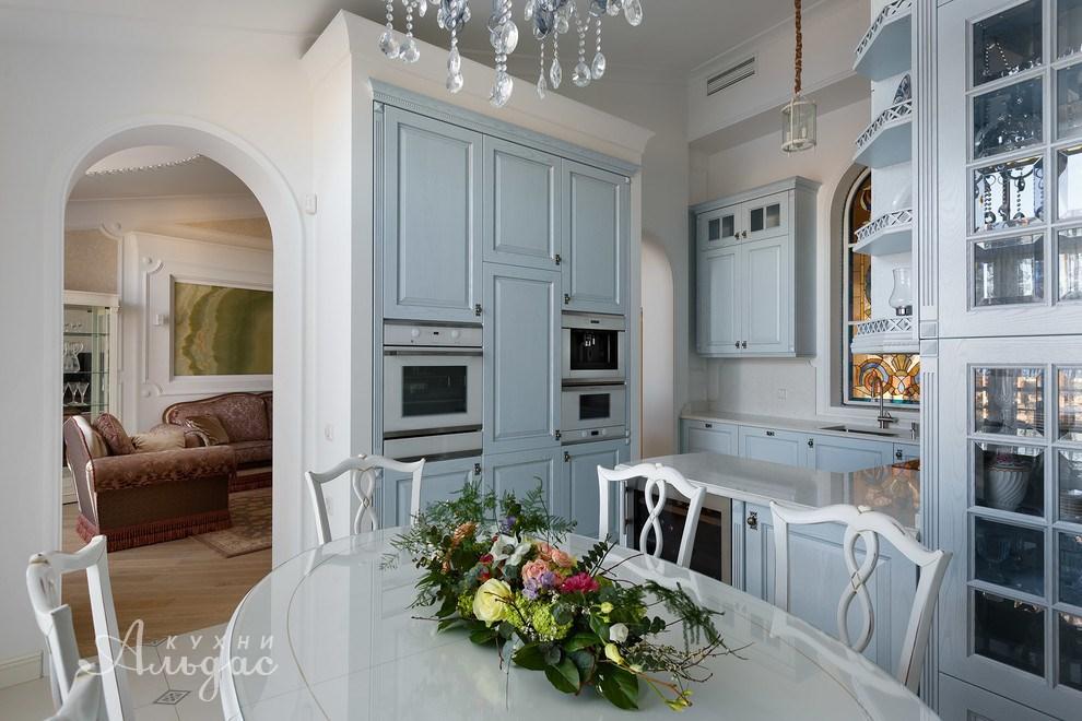 Кухня Жимолость