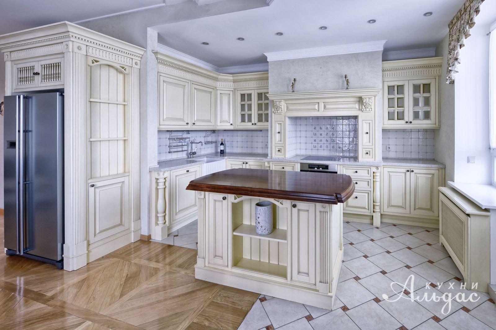 Угловая кухня Кюрасао