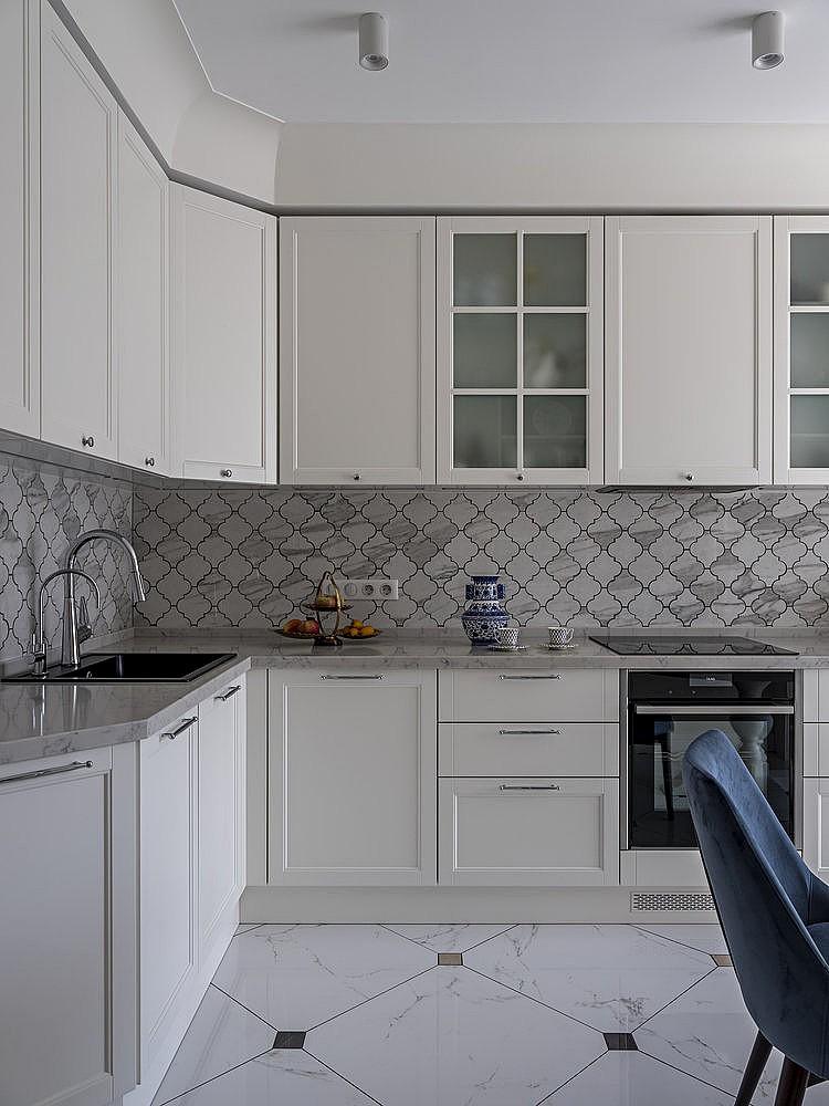 Угловая кухня Пигмалион