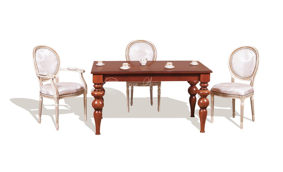 Стол обеденный прямоугольный Тобиано 3
