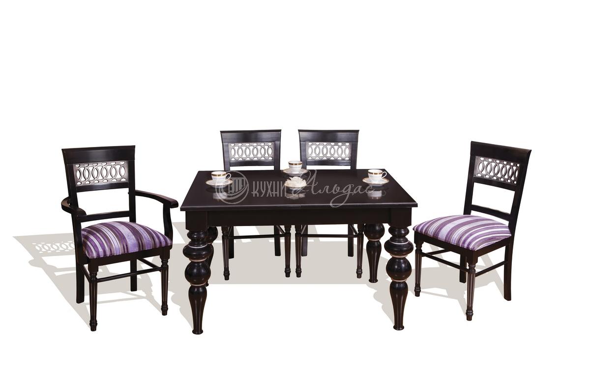 Стол обеденный прямоугольный Тобиано 4