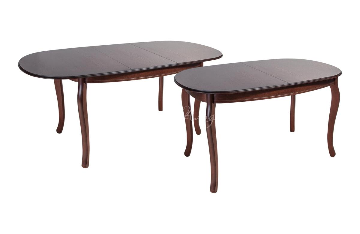 Стол обеденный овальный Аузен 1300