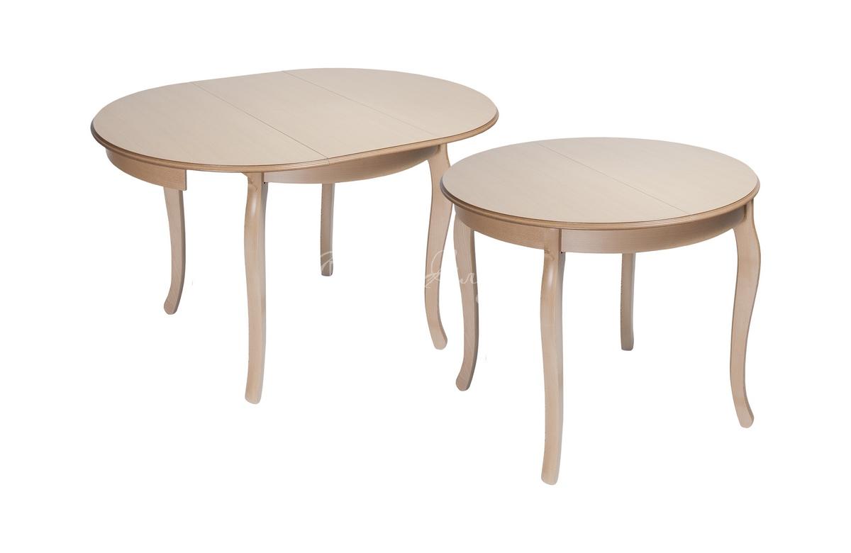 Стол обеденный круглый Азулен К 900