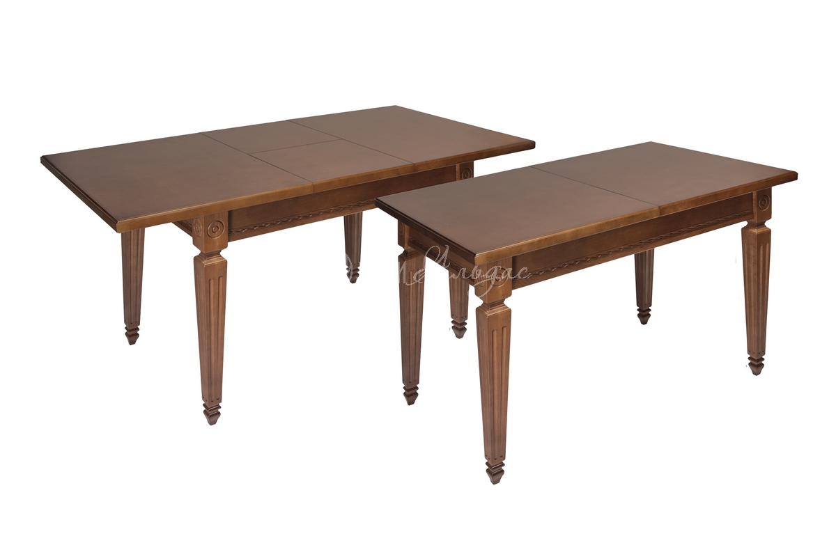 Стол обеденный прямоугольный Лоренцо 4