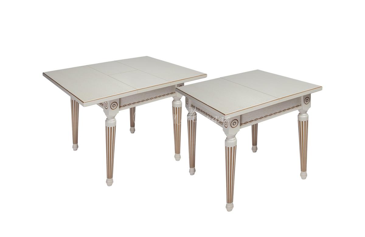 Стол обеденный квадратный Лоренцо 5