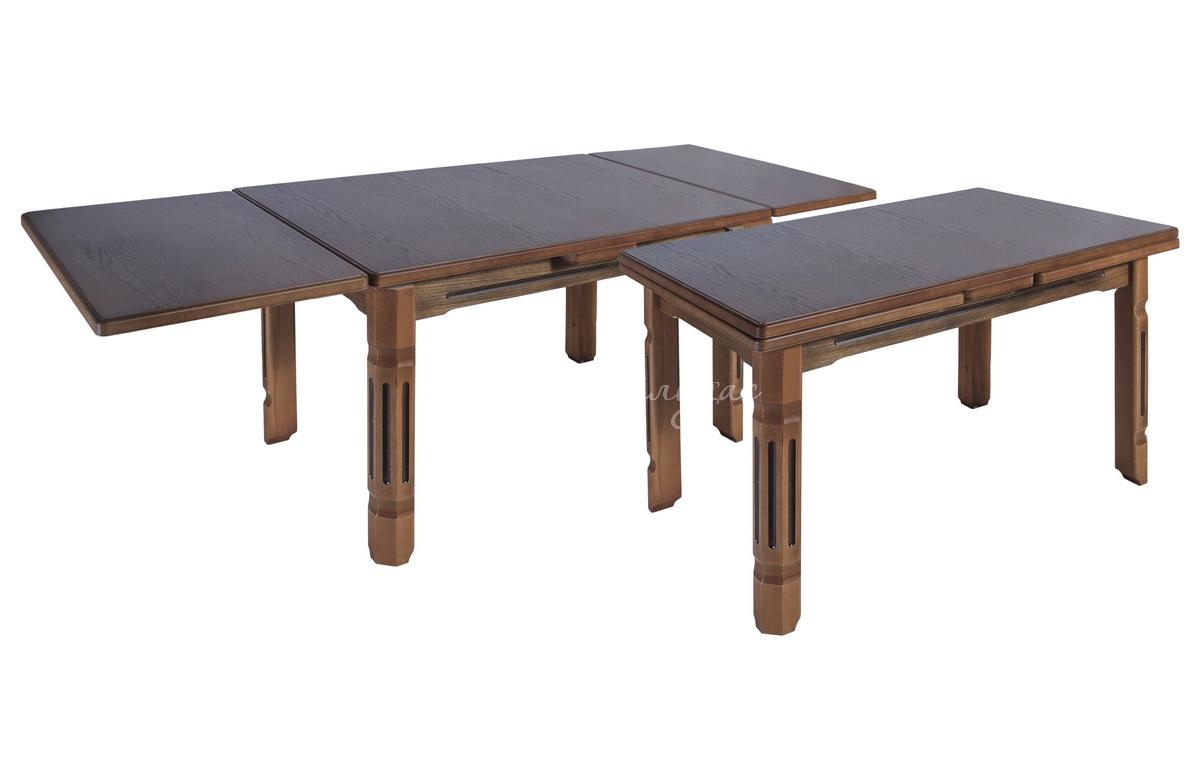Стол обеденный прямоугольный Викинг