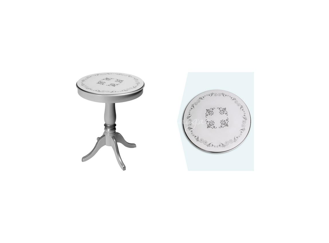 Стол обеденный круглый Палермо К 600